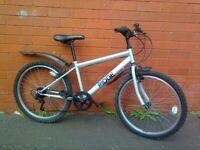Ridge Mountain ,City Bike - Fully working order , mudguard , good brakes , ready to ride