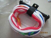 Ski rope unused