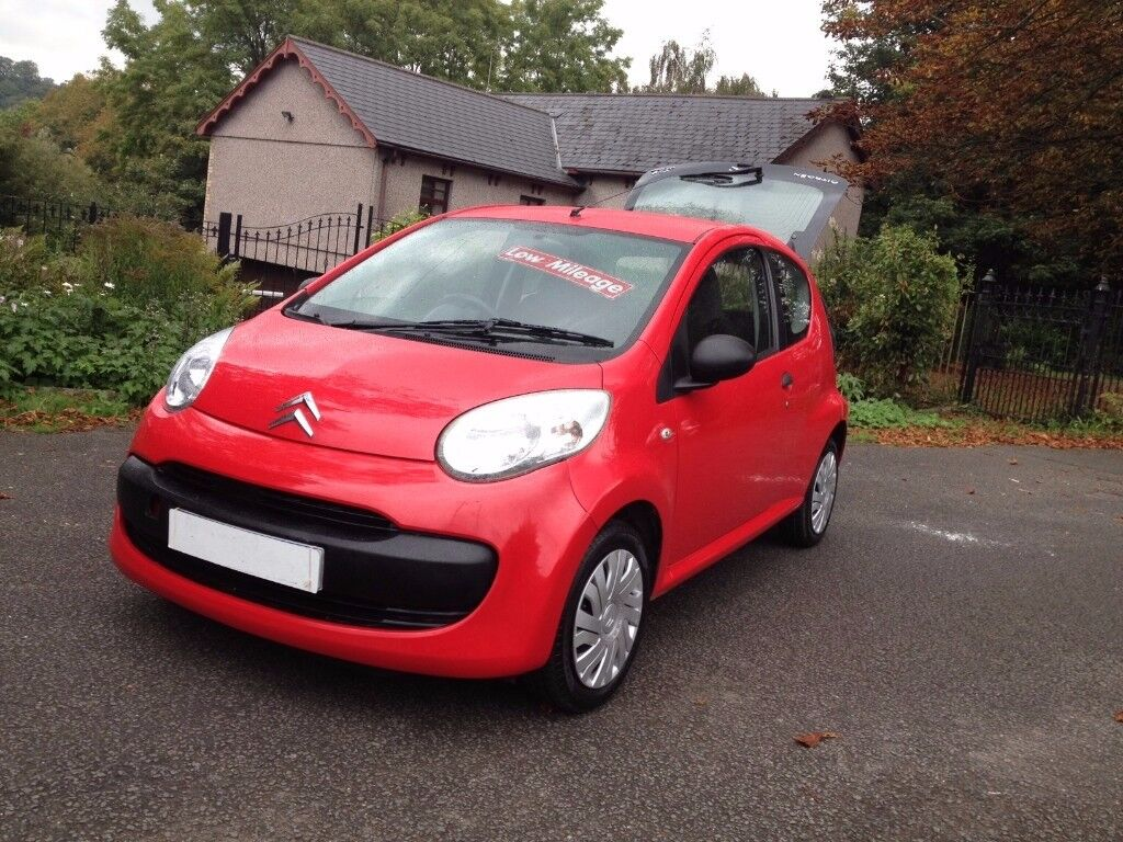 IDEAL 1st 2nd CAR/ MODERN 06 REG CITROEN C1 VIBE/ EASY TO DRIVE/ONLY £20 FULL YEAR ROAD TAX.....