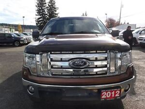 2012 Ford F-150 XLT Ecoboost Prince George British Columbia image 3