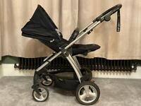 Mamas & Papas full travel system - Sola 2 MTX all terrain black - very good condition
