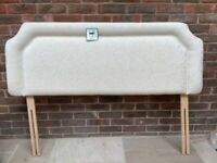 Headboard for 5 foot bed (Axminster)