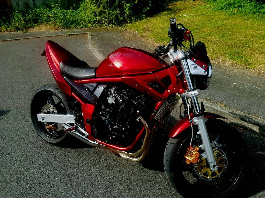2007 suzuki bandit k6 650 streetfighter may swap px in camberley surrey gumtree. Black Bedroom Furniture Sets. Home Design Ideas