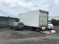 Mercedes Benz Atego. Ideal Motorhome Conversion. Or Spares Repairs