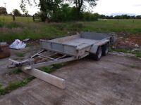 Plant trailer 10x6