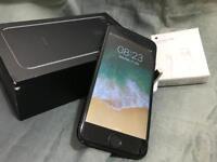 iphone 7 128GB jet black vodafone