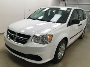 2014 Dodge Grand Caravan SE- 3rd row stow'n'go seating