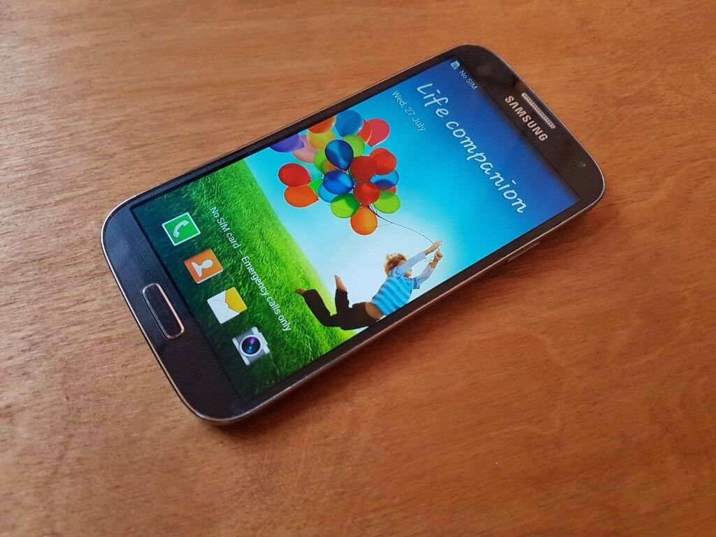 Samsung Galaxy S4 GT I950516GBBlack Mist Unlocked SmartPhonein Great Yarmouth, NorfolkGumtree - Samsung Galaxy S4 GT I9505 16GB Black Mist Unlocked SmartPhone Genuine Samsung S4 16GB SmartPhone. Comes with battery and charger The phone is in mint condition. . Its like a brand new phone. Genuine UK model. If you have any questions, please let me...