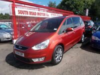 *FORD GALAXY *GHIA*EXCELLENT CONDITION*1.8 TDCi*NEW STYLE*7 SEATS*LEATHER*FULL YEARS MOT*ONLY £5995*