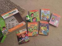 LeapReader Junior plus books