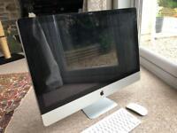 "iMac 27"" 3.06GHz Core 2 Duo 12GB/1TB High Sierra"