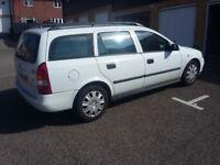 Vauxhall Astra 2.0 DTi 16v LS 5dr Long MOT