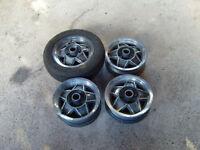 MGB LE Wheels