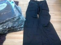 14 bran new pairs off work combat trousers