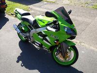 Kawasaki Ninja (ZX6R) 636 A1P Green