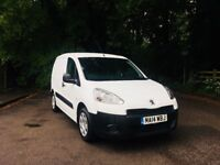 Peugeot Partner L1 Diesel Speacail Edition 625 850 1.6 Hdi 75 Professional Van 2014/14