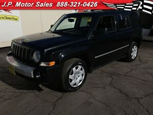 2010 Jeep Patriot Limited, Automatic, Leather, Heated Seats, 4*4