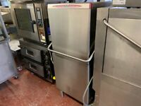 COMMERCIAL CATERING KITCHEN FAST FOOD DISH WASHER TAKE AWAY SHOP