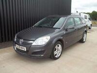 2009 Vauxhall Astra 1.6 i 16v Club 5dr 2 Keys 3 Months Warranty, May Px