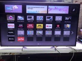 Panasonic TX-55AX630B Ultra HD 4K Freeview HD Smart 3D LED TV