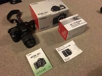 CANON EOS 30D 8.2MP DIGITAL SLR CAMERA with Canon EF-S 17-85mm f/4.0-5.6 EF IS USM Lens