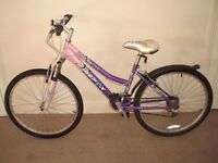 """Ladies/Womens Firefox Festival SE (15"""" frame) Hardtail Mountain Bike (will deliver)"""