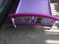 Disney Frozen bed