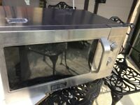Commercial Buffalo GK643 1100W Microwave