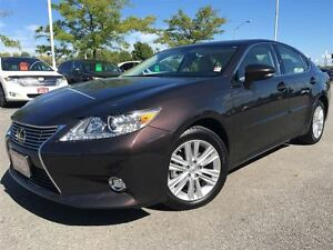 2015 Lexus ES 350 LEATHER|ROOF|NAV|COOLED SEATS