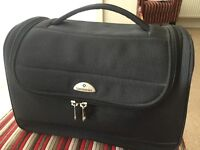 Samsonite Vanity Case/Travel Bag, Grey, Good condition