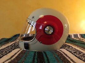 Bell Bullitt TT helmet, size S