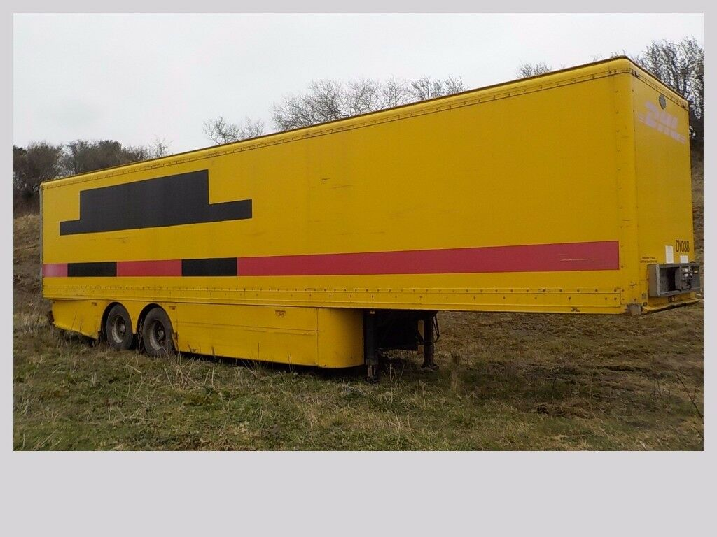 40' Lorry Container Storage Box