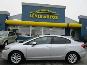 2012 Honda Civic EX MAGS TOIT OUVRANT BLUETHOOTH BEAU LOOK 76400