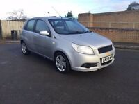 For Sale Chevrolet Aveo 1.2 Petrol 2 Owners 90k Mileage