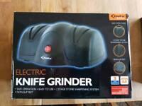 Electric knife grinder