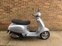 Vespa Lx 125 low mileage not gts primavera lxv