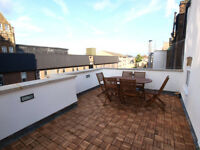 A 3 Double bedroom flat with private roof terrace located between Archway and Finsbury Park