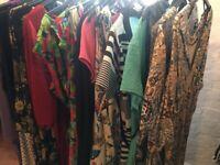 Wholesale Job Lots Plus Size Women's Dresses - for Resale Car Boots/ Markets