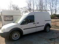 Ford transit connect galvanised roof rack with rear roller. May fit other models.