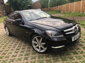 MERCEDES BENZ C CLASS C250 2.1 BLUE EFFICIENCY AMGSPORT EDITION 2011 (61) AUT...