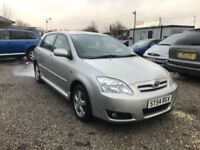 2005 Toyota Corolla 1.4 VVT-i Colour Collection 5dr PART SERVICE HISTORY