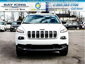2016 Jeep Cherokee SPORT ALTITUDE, REMOTE START, BACKUP CAM, 18