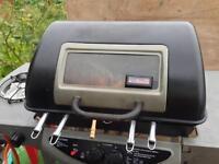 Dual burner GAS BBQ