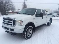 2007 Ford F-350 XLT FX4 4X4 6.0L TURBO DIESEL 11900$ 514-692-009