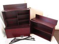 Tapley 33 Retro Vintage Modular Rosewood Furniture