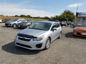 2012 Subaru Impreza 2.0i Touring Package - FREE WINTER TIRE PACK London Ontario image 3