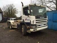 Scania 94 300 double drive