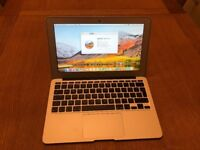 Refurbished MacBook Air 11 Inch - 256GB SSD - Intel I5 Processor - Brand New Battery
