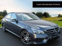 Mercedes-Benz E Class E300 BLUETEC HYBRID AMG NIGHT EDITION (grey) 2015-06-26