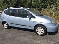CHEVROLET TACUMA - 2007 - 5 DOOR - CHEAP CAR - £550